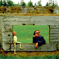 The North Barn Theatre Collective's drive-in puppet theatre melds stories of the land and humanity.