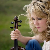 Natalie MacMaster might be the queen of Canadian celtic music, but let's not forget she lives in Ontario.