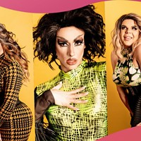 The drag queens in Haus of Rivers are selling out shows despite the city's venue crisis and the global pandemic.