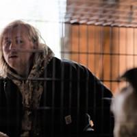 Olson as Jamie in Bone Cage.