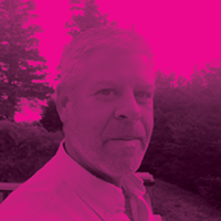 On the phone with residential painter Robert Holden, District 13
