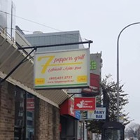 The 7 Peppers Grill owners wanted to find a location in the same neighbourhood they've always been in.