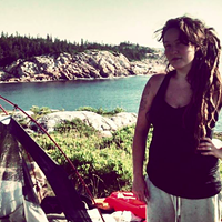 Jess West is a nature enthusiast, radical homemaker and mother of three residing in rural Nova Scotia.