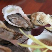 Oysters are like wine. And they should be tasted essentially the same way.