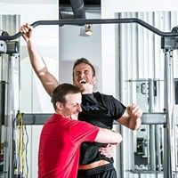 Matt & Mitch Benvie of Evolve Fitness