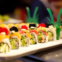 Best of Halifax 2015, Best Sushi, Wasabi House
