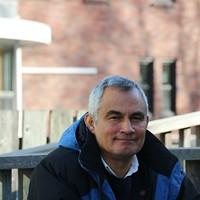 Lawyer and activist Francisco Ramirez Cuellar in Halifax.