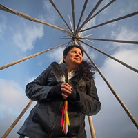 Natalie Doucette, the province's first Mi'kmaw child welfare specialist.
