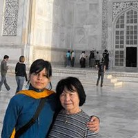 EverySeeker Rajee Paña Jejishergill and her mom