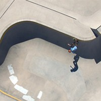The city's newest skatepark makes concrete a dream that's been over 30 years in the making.