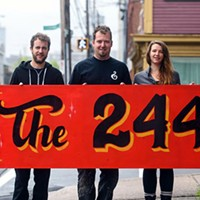 Tandy, Edelstein and McKernan will open The 244 in July