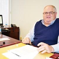 Nova Scotia's municipal elections officer Bernie White.