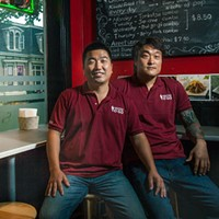 Friends Sang Ho Back and JoungMin Kim are the brains behind tiny culinary gem Backoos Korean Food.