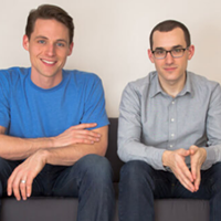 The cofounders of Tap want to say goodbye to plastic bottles.