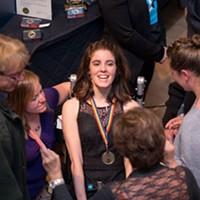 Laura Osborne won the Lion of Courage Award at our 2015 Awards Gala.