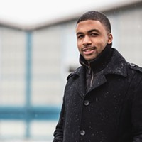 DeRico Symonds is program manager with the municipal youth advocacy program Souls Strong.
