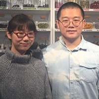 """Mengnan Qu and Yu Xia think """"learning a craft from a different culture is the best thing."""""""