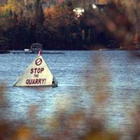 Questions about senator's Fall River quarry conflict