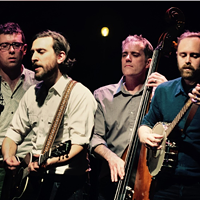 The Great Lake Swimmers wash ashore in Halifax (see 1).