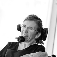 Author Jen Powley