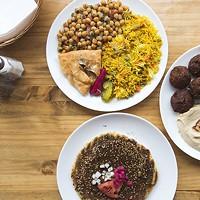 Za'atar, samosa, falafel and hummus are among the Mid-East's wonders.