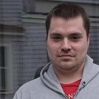 Brandon Foster, 31, has PTSD, anxiety with hallucinations and severe clinical depression.