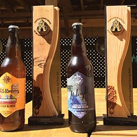 North Brewing Co's hardware