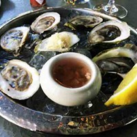 Dish of the month: Oyster happy hour at The Five Fisherman