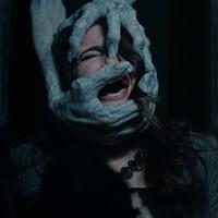 Watch Madelaine Petsch die in the Polaroid trailer