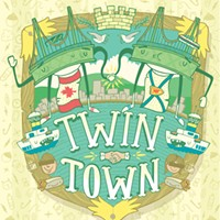 Twin town: Halifax and the phenomenon of twins, doppelgängers and mistaken identity