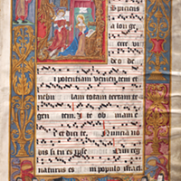 Review: Centuries of Silence: The Discovery of the Salzinnes Antiphonal at the AGNS