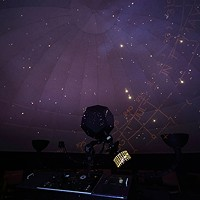 Halifax Planetarium watches the stars.