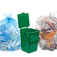 Curb-side enthusiasm: a guide to sorting your garbage