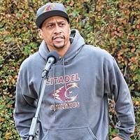 Wade Smith was the principal at Citadel High until his death earlier this year.
