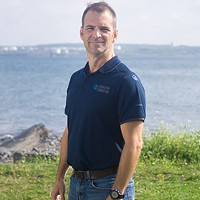 Sean Brilliant is manager of marine programs for the CWF.