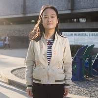 Yuxi Tang is hopeful she can find work in Halifax.