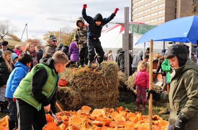 The Harvest Hootenanny celebrates the season (see 10). - SUBMITTED PHOTO