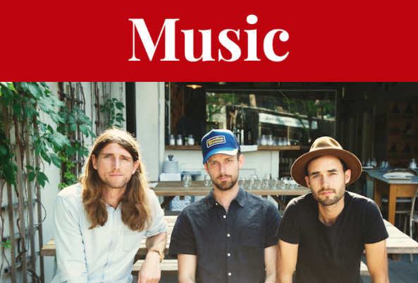 """The East Pointers are huge in Australia. Catch them at The Marquee for some """"oh have you heard of?"""" cred. - SUBMITTED PHOTO"""