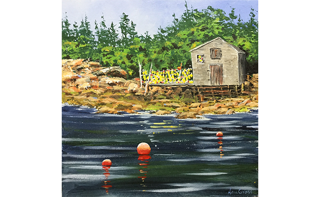 """""""Northwest Cove, NS"""" Nora Gross. - SUBMITTED"""