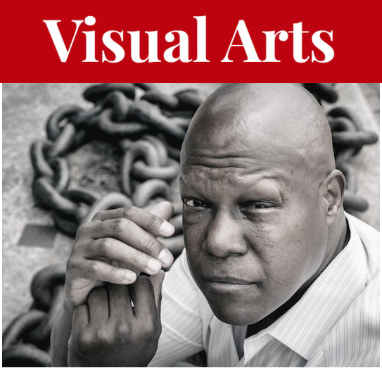Visiting artist Yuri Dojc brings portraits of Underground Railroad descendants to the Anna Leonowens Gallery. - YURI DOJC