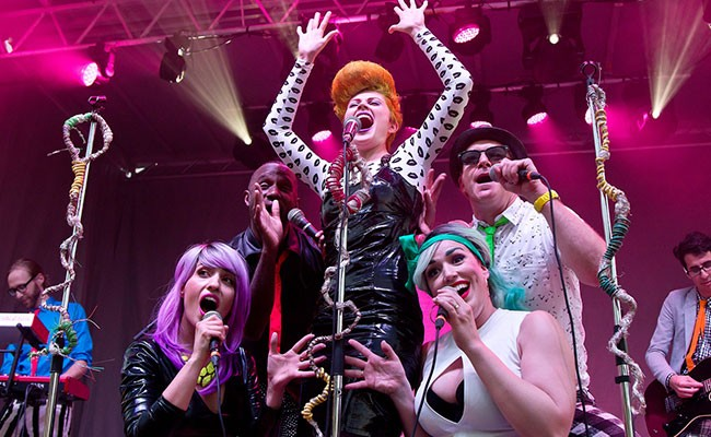 The PepTides: Music with no hangups. - ANDRE R GAGNE PHOTOGRAPHY