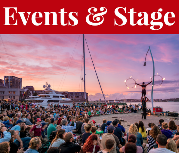 The Halifax Busker Festival continues its run on the waterfront, with entertainment of all kinds and a carnival for peak summertime radness. - SUBMITTED PHOTO