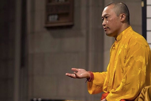 Shambhala spiritual leader Osel Mukpo, better known as Sakyong Mipham Rinpoche. - VIA INSTAGRAM