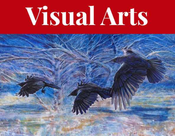 14 Bells Fine Art Gallery celebrates the animal kingdom with a group show. - RJ MARCHAND ARTWORK
