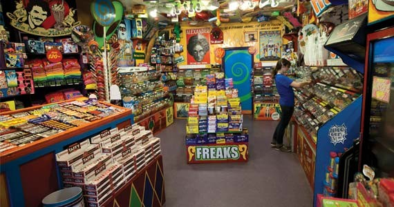 """The store was """"in need of a change,"""" says co-owner Jeremy Smith. - SUBMITTED"""