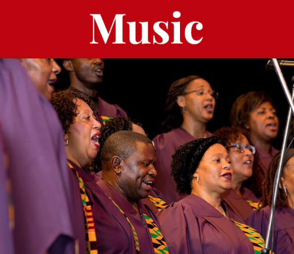 The Nova Scotia Mass Choir's annual hat-tip to Martin Luther King Jr. takes place this weekend. - ADAMS PHOTOGRAPHY PHOTO