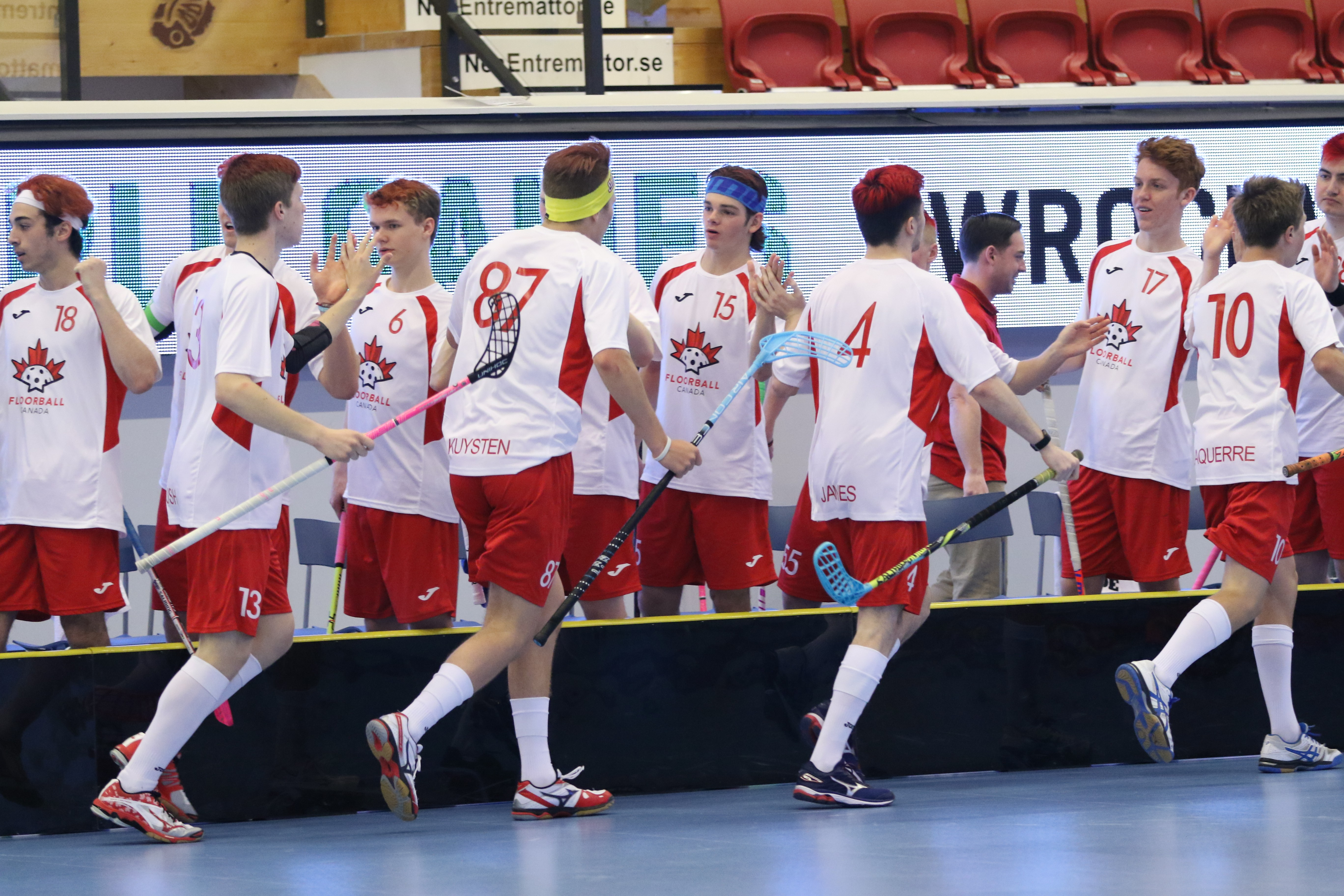 Floorball S World Championship Rolls Into Halifax This Week