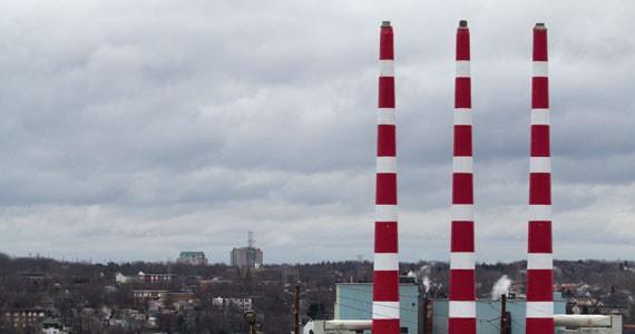 Coal fuels 53 percent of Nova Scotia's energy. - JANEK LOWE
