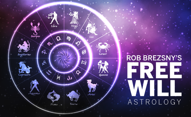 ROB BREZSNY - 12222 NEW YEAR HOROSCOPE OF 12 ZODIACAL SIGNS