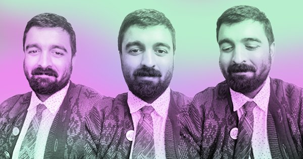 """""""We want to remind attendees that Pride is about our queer liberation and rights for sexuality and gender expression,"""" artist Arjun Lal says of this Friday night's event."""